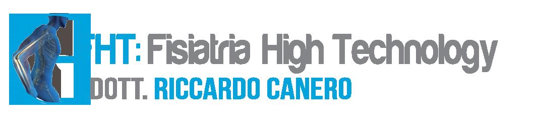 Riccardo Canero, Fisiatra a Napoli